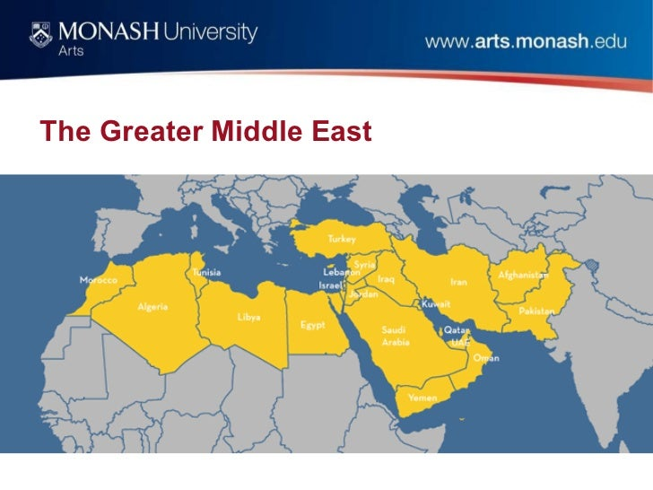 The Greater Middle East