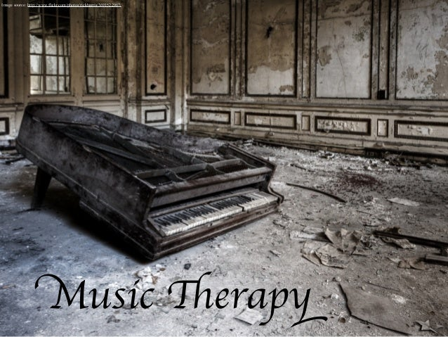 Image source: http://www.flickr.com/photos/rickharris/3691522967/  Music Therapy