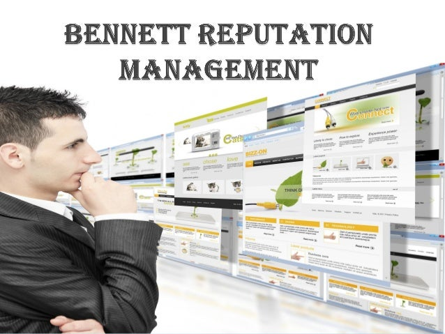 Bennett reputation management is ready to help you with the daunting task of managing your business's online reputation. W...