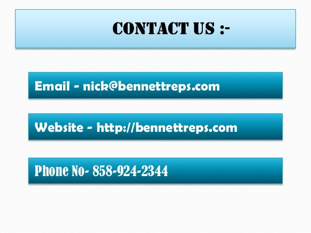 Bennett reputation management ppt