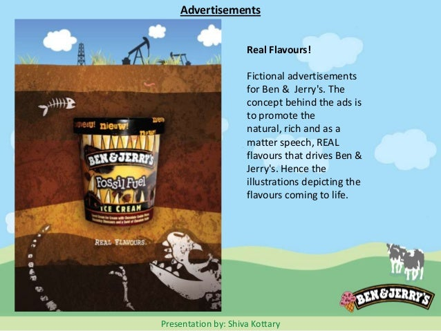 a strategic analysis of ben and jerrys homemade inc by ben and jerry Free essay on strategic analysis of ben and jerry's homeade inc available totally free at echeatcom, the largest free essay community.