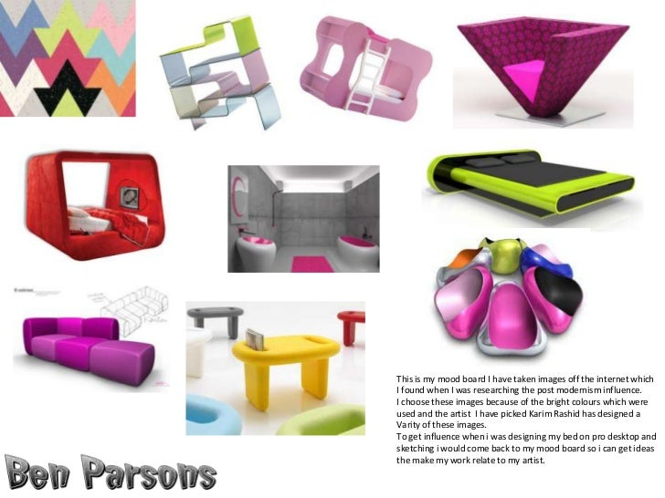 Product Design Parsons Summer