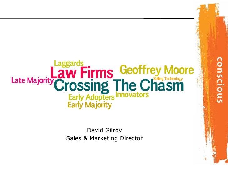 David Gilroy Sales & Marketing Director