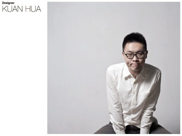 Kuan Hua Pecha Kucha Presentation