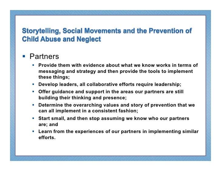 A Presentation by Prevent Child Abuse America