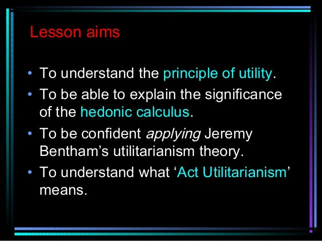 act utilitarianism and rule utilitarianism  act vs  2019