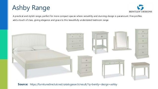 Bentley Designs Bedroom Furniture; 3.
