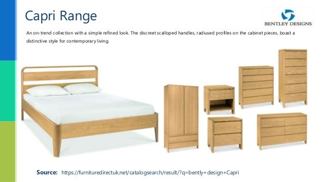 . Bentley Design Bedroom Furniture   Furniture Direct UK
