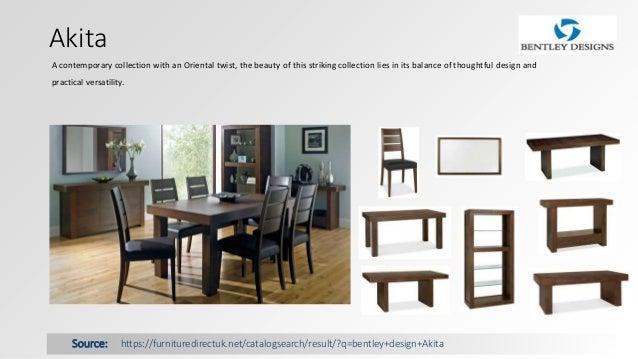 Bentley Designs Dining room Furniture - Furniture Direct UK