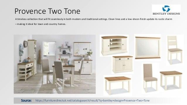 Bentley Designs Dining Room Furniture