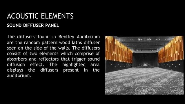 Bentley Music Auditorium
