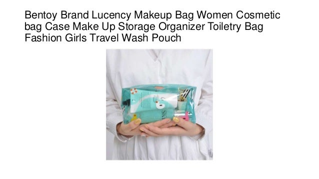 4b533e4a8815 Bentoy brand lucency makeup bag women cosmetic bag case make up stora…