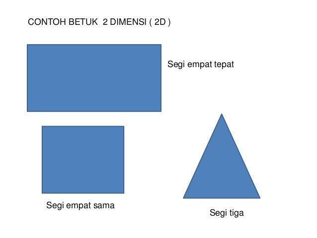 Math Bentuk Dan Ruang