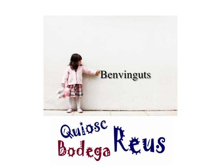 Quiosc Bodega Reus