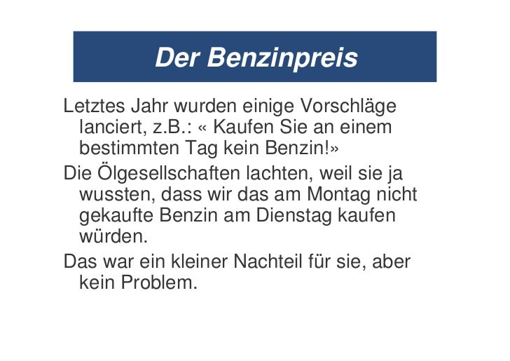 Benzinkrieg Slide 3