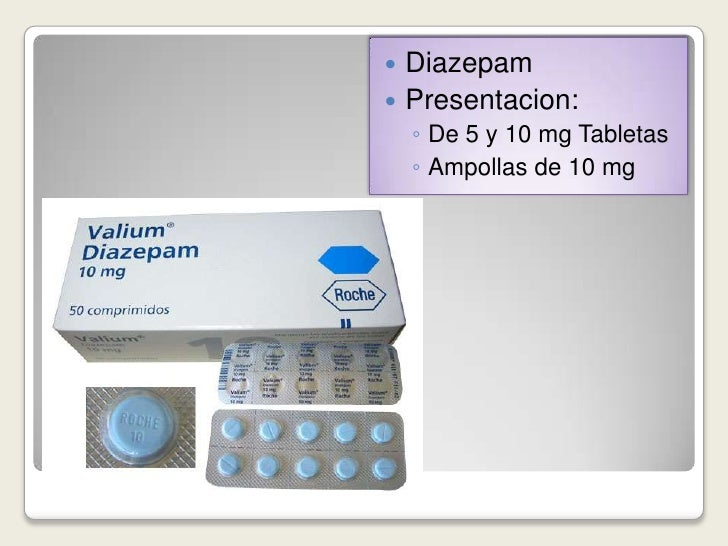 diazepam indication pdf