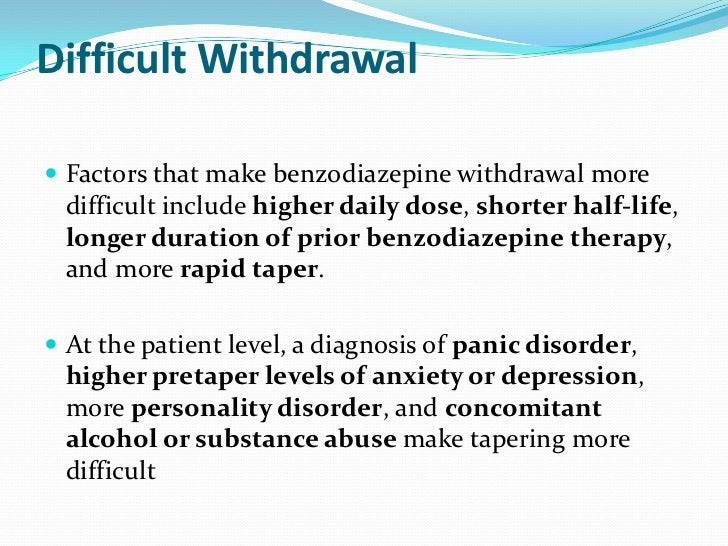 alprazolam withdrawal symptoms html code