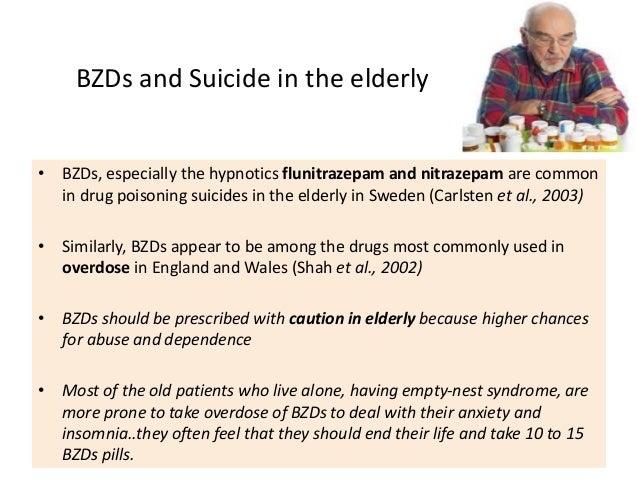 should ativan given elderly