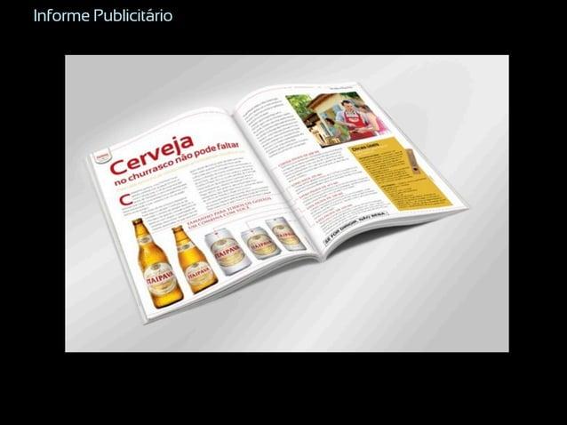 Informe Publicitário