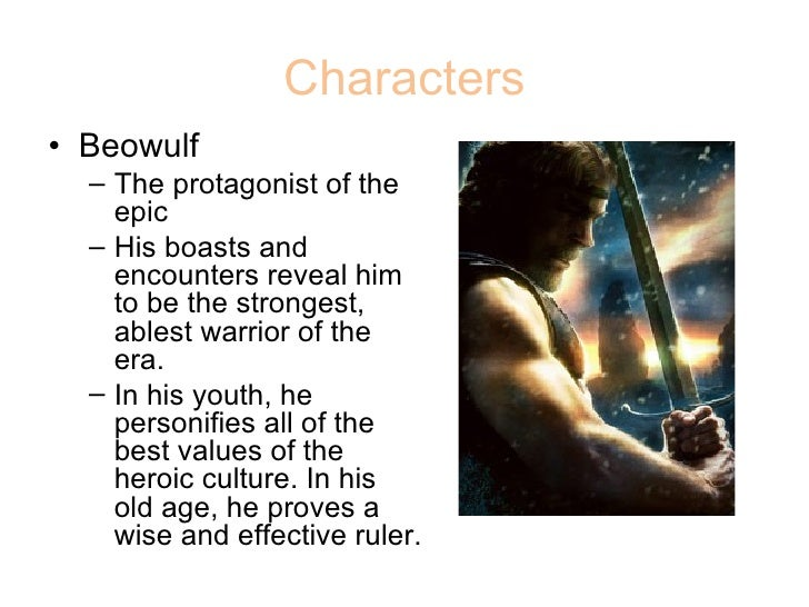 Motivations in Beowulf
