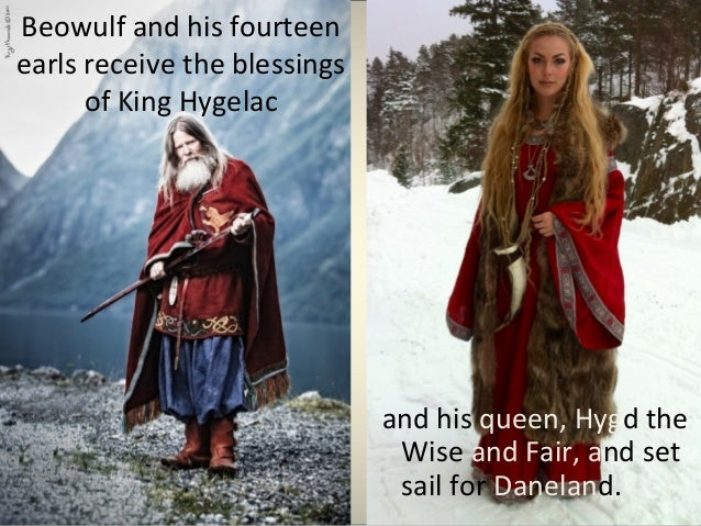 Role of Queen in Beowulf & Grendel
