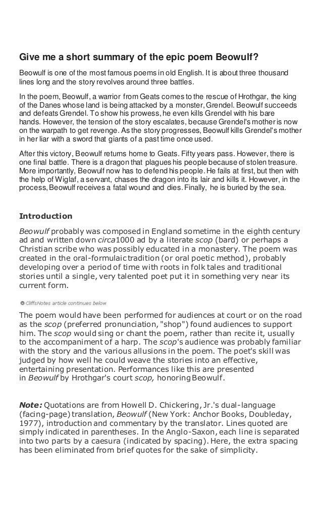 womens role in beowulf essay