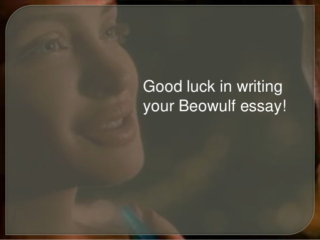 Pagan and christian themes in Beowulf Essay