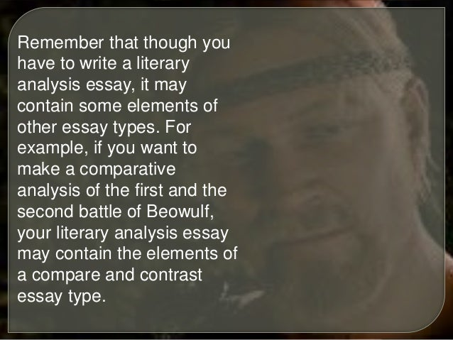 an analysis of christian elements in beowulf 19th-century archaeological evidence may confirm elements of the beowulf story thorough, and accurate this exhaustive analysis is in itself sufficient to prove that beowulf was did the poem's author intend to see beowulf as a christian ur-hero, symbolically refulgent with.