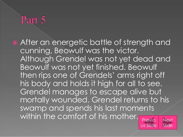 beowulf death and revenge 2016-12-20  following grendel's death, his mother raged against the danes and sought to exact revenge she too invaded the danish mead-hall, but then she escaped to her underwater lair though less powerful than grendel, she was a vicious.