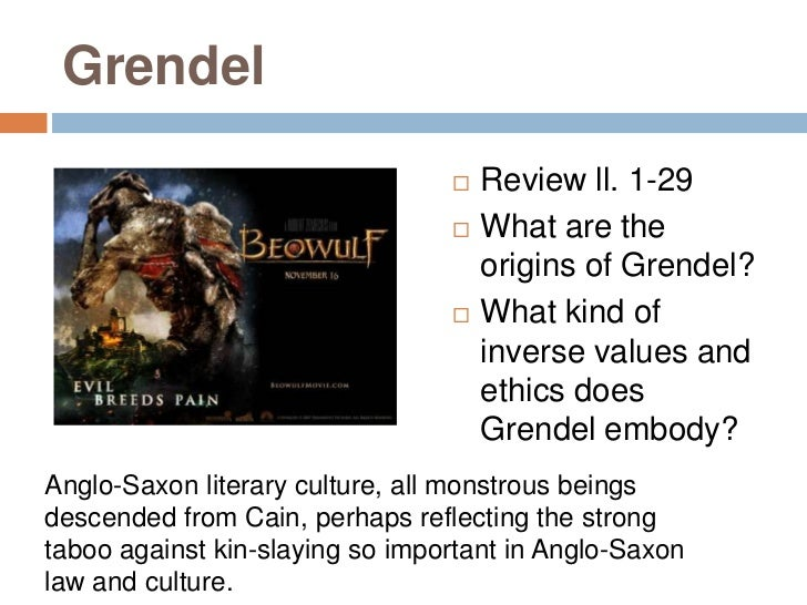 how does beowulf meaningfully reflect anglo saxon values A summary of themes in 's beowulf learn exactly what happened in this chapter, scene, or section of beowulf and what it means tensions between the heroic code and other value systems much of beowulf is devoted to articulating and illustrating the germanic heroic code, which values.