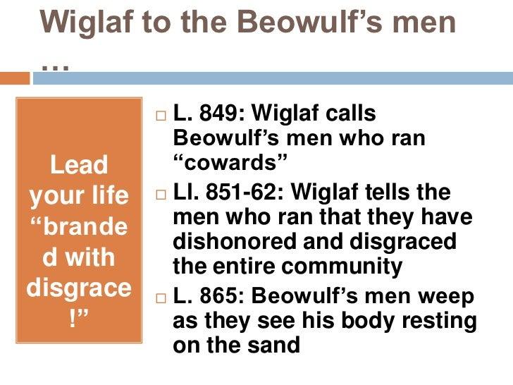 metaphor of beowulf