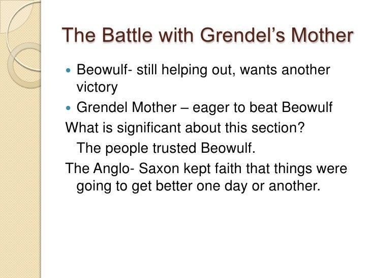 Grendel's mother summary