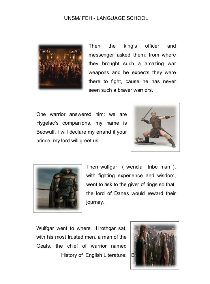 summary of beowulf Beowulf & grendel (2005) on imdb: plot summary, synopsis, and more.