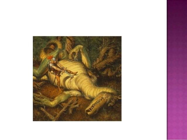 Beowulf y  grendel