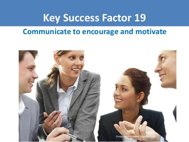 lean a key success factor in This was followed by interviewing of the relevant and key personnel involved in lean implementation  success factors for lean implementation within smes.