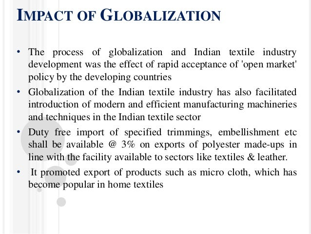 impact of industrialisation in indias economy Impacts of new economic policy in india  economic impacts notwithstanding what has been listed above, globalization has definitely brought positive changes and been helpful in improving living conditions of people  the industrial revolution is the name given to the period in the 18th and 19th centuries when britain was.