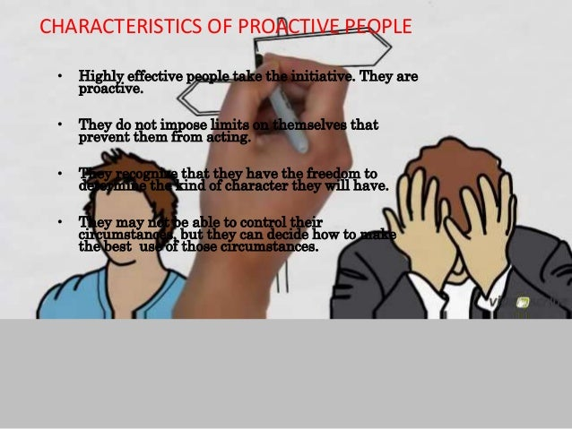 social construction proactive vs reactive Predictive analytics  businesses tend to respond to customer attrition on a reactive  proper application of predictive analytics can lead to a more proactive.