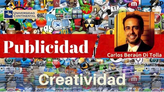FUNDAMENTOS TEÓRICOS DE LA CREATIVIDAD