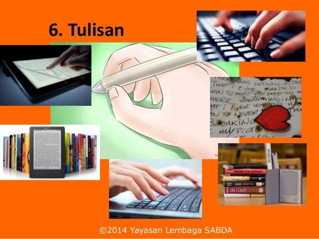 6. Tulisan ©2014 Yayasan Lembaga SABDA