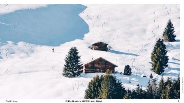 Berge, Menschen, Kulinarik… Instagram am Beispiel von Tirol #AFBMC Slide 3