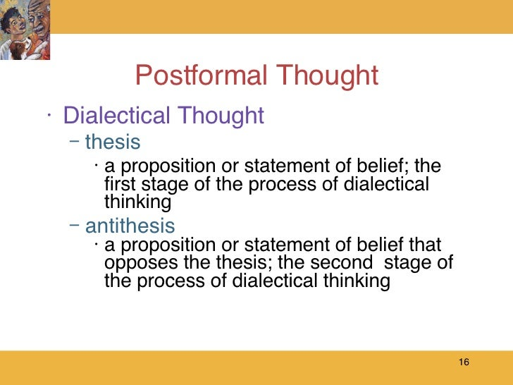 The importance of a thesis statement