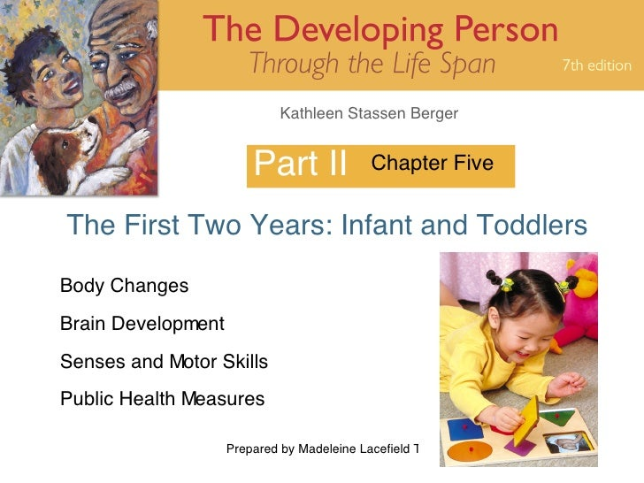 Part II The First Two Years: Infant and Toddlers Chapter Five  Body Changes Brain Development Senses and Motor Skills Publ...