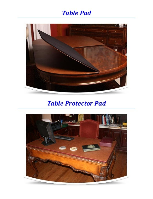 Table Pad Table Protector Pad ...
