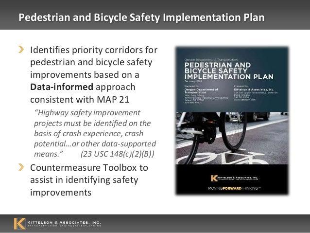 ATS-15 Towards Safer Biking and Walking Environments, Casey