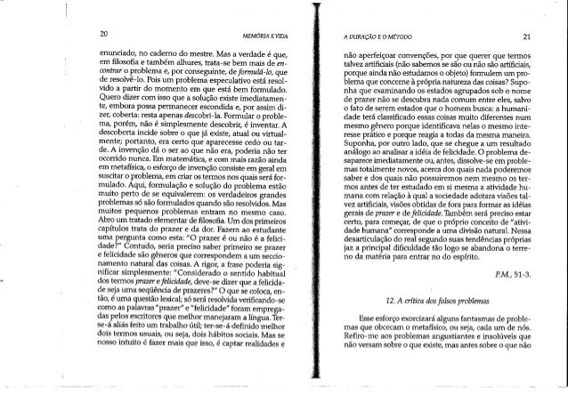 materia y memoria henri bergson pdf