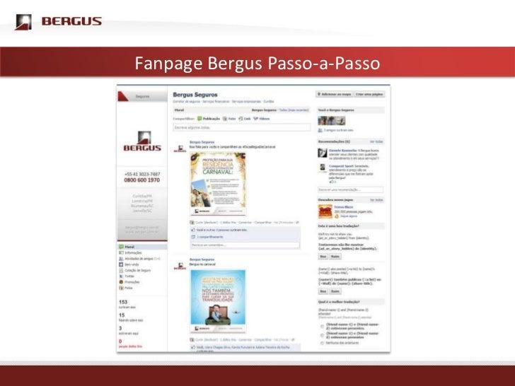 Fanpage Bergus Passo-a-PassoClique para editar o estilo do título mestre