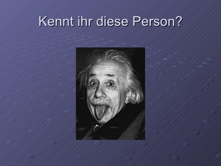 Wann Lebte Einstein