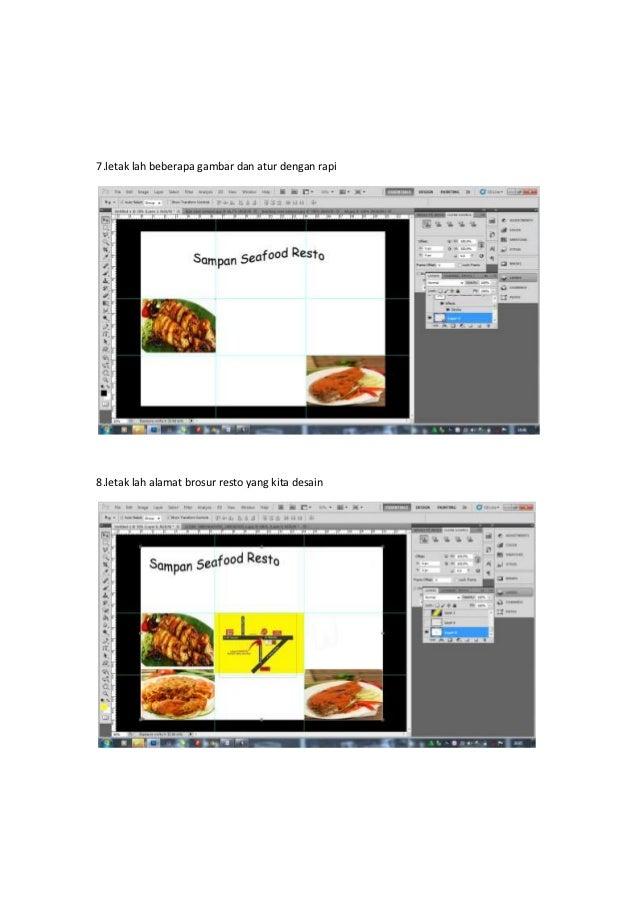 Cara Membuat Desain Brosur Makanan Menggunakan Microsoft Office Word