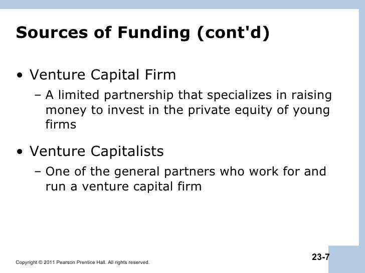 Introduction To Raising Capital