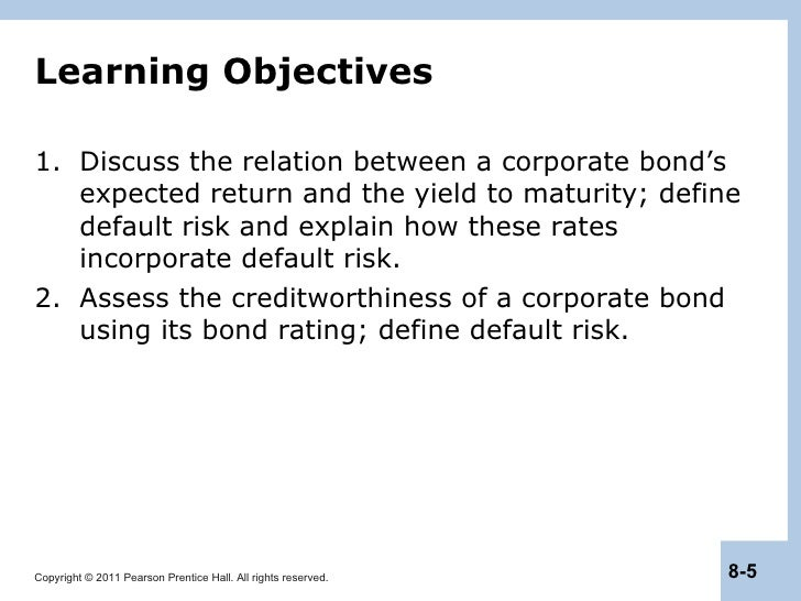 chapter 8 valuing bonds Chapter 8 stock valuation category education license bonds and bonds valuation corporate finance chapter 7 p 1 - duration: 57:37.